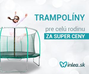 Trampolíny Inlea