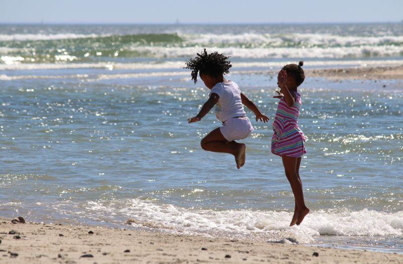 Deti a láska k pohybu