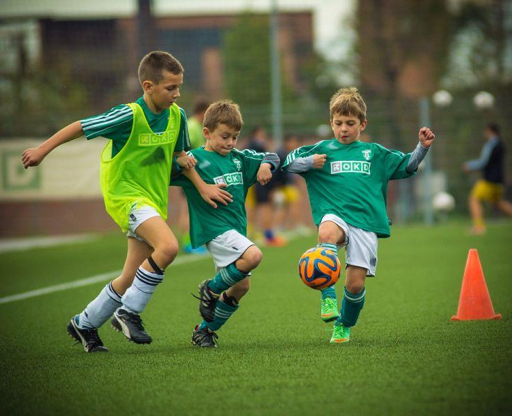 Dieťa a kolektívne športy