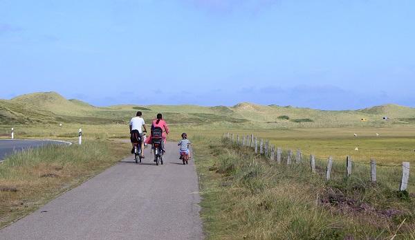 Cyklistika skvelý rodinný šport