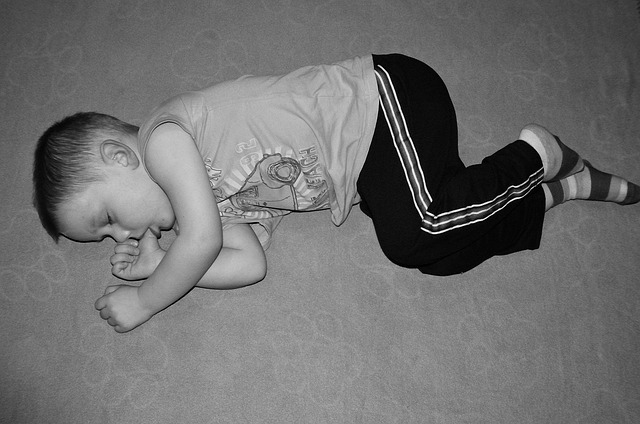 Pomočovanie počas spánku sa deje mimo vedomia dieťaťa