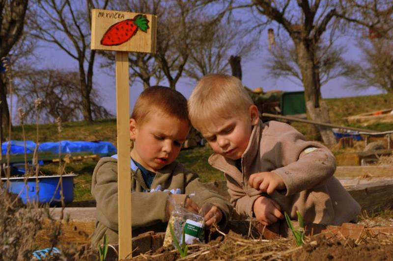 Maroško a Jakubko malí farmári Lifereset