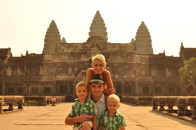 Lifereset Matúšovci na výlete v Thajsku a Kambodži