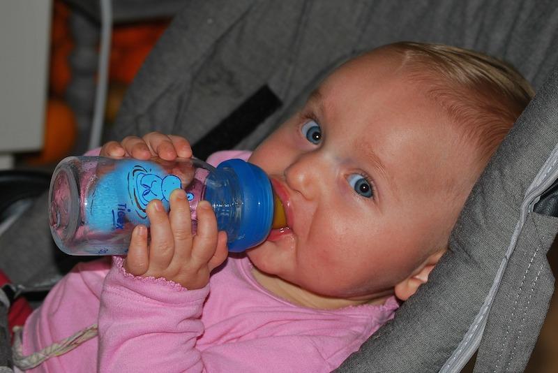 Pitný režim dieťaťa