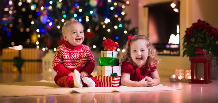 Tipy na darčeky pre deti pod stromček od nás.