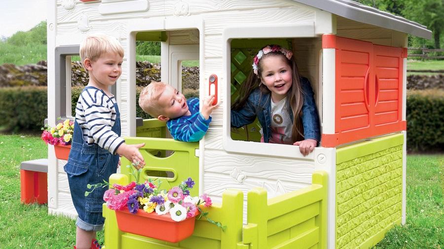 Výber detského domčeka