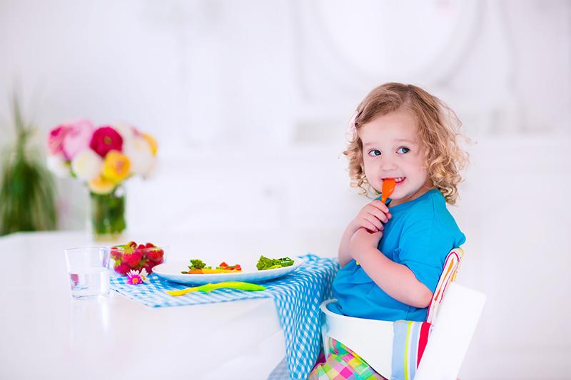 Surová strava detská výživa