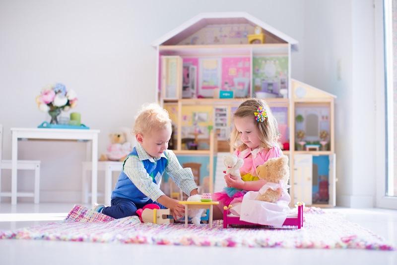 Hračky a detské hry