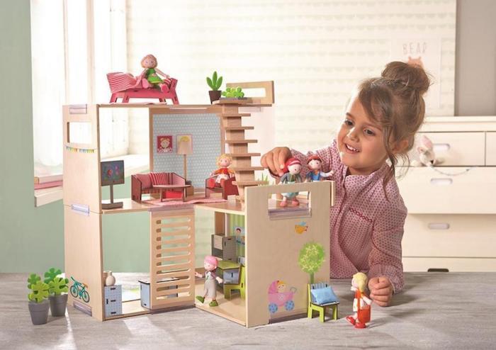Domček pre bábiky Haba