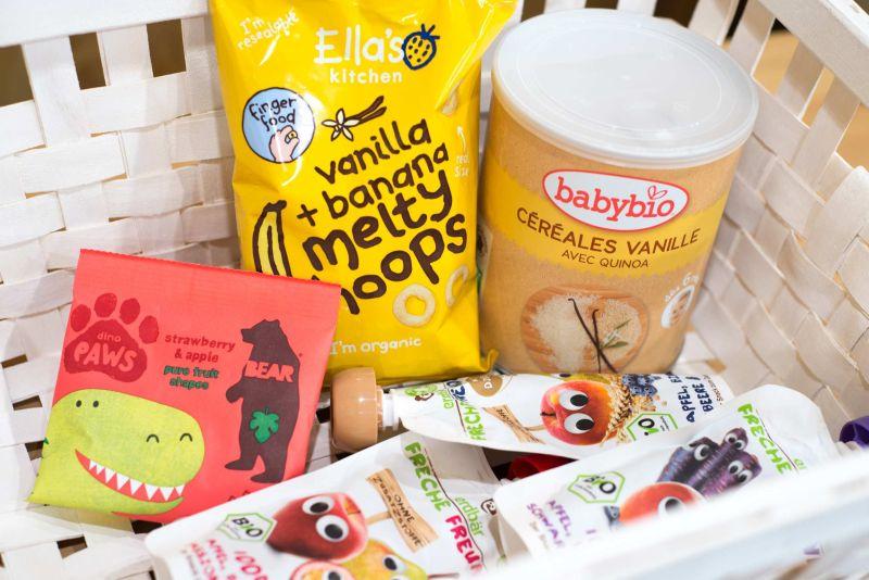 Zdravé snacky pre deti z predajne Macík