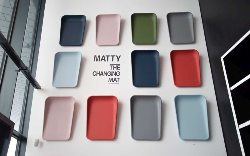 Leander Matty v predajni Lulubee