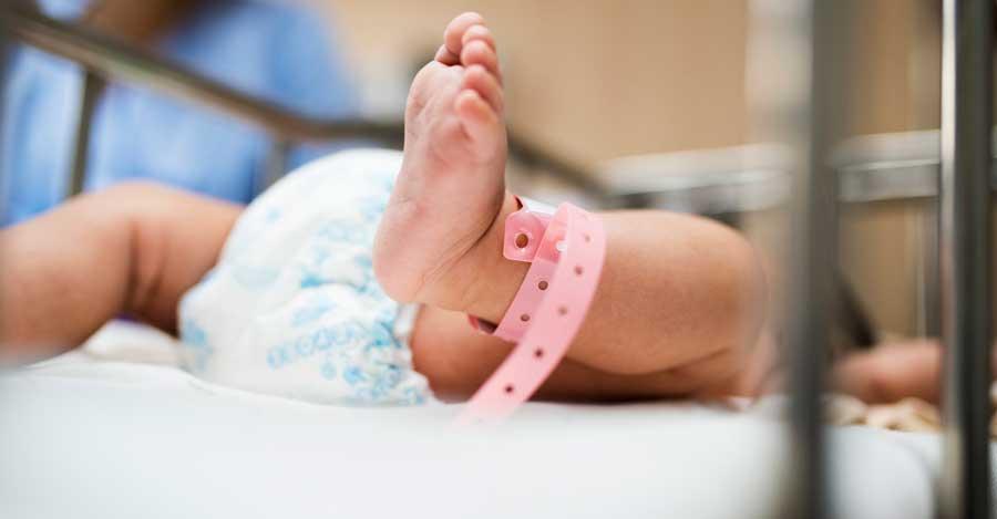 Dieťatko po narodení