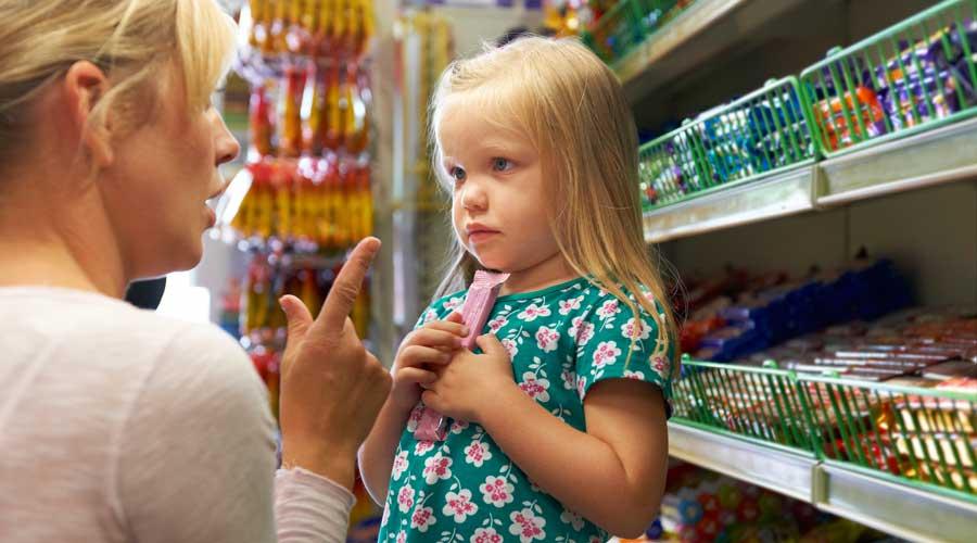 Sladkosti deťom obmädzte
