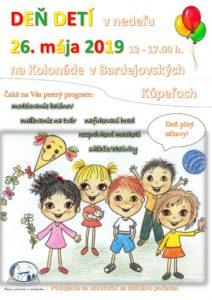 Deň detí v Bardejovských kúpeľoch
